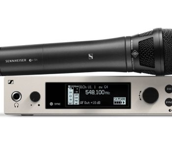 Sennheiser ew 500 G4-KK205 mic wireless