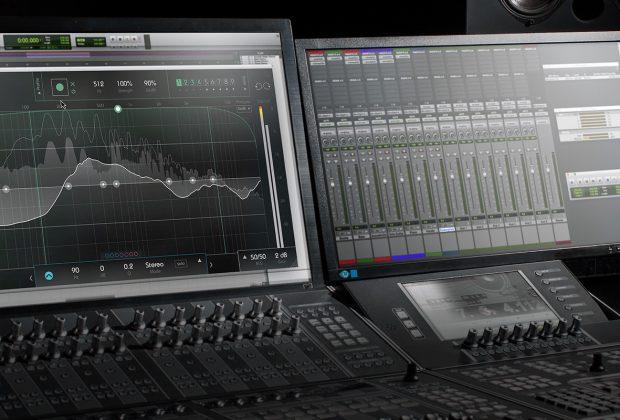 Sonible Smart Eq2 virtual DAW plug-in audio