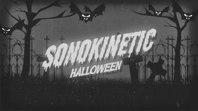 Sonokinetic halloween sale 2018