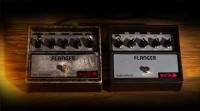 Universal Audio UAD A-DA Flanger plug-in audio
