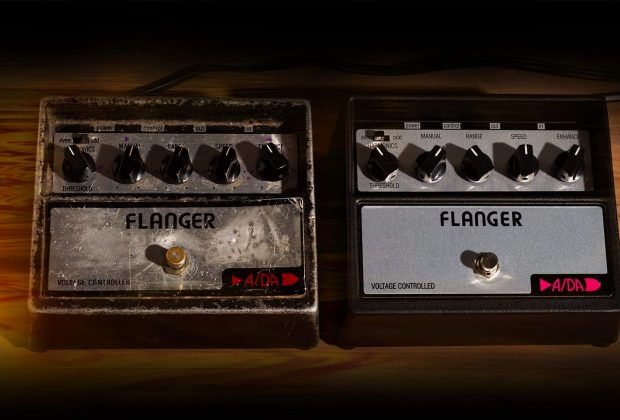 Universal Audio UAD A-DA Flanger plug-in audio