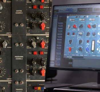 Waves Abbey Road TG Mastering Chain plug-in audio virtual daw software