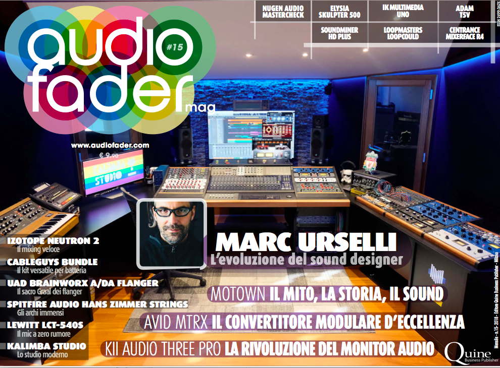 Audiofader #15