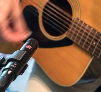 sE Electronics sE7 condenser mic