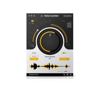 Accusonus ERA Voice Leveler plug-in audio virtual daw