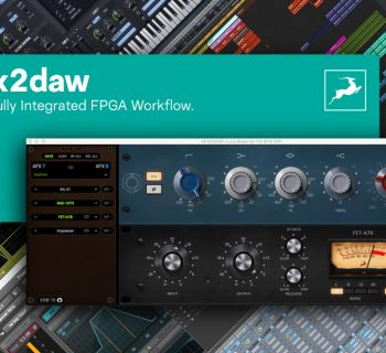 antelope audio afx2daw daw software plug-in audio