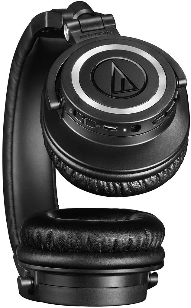 Audio-Technica ATH M50xBT cuffie headphones bluetooth wireless