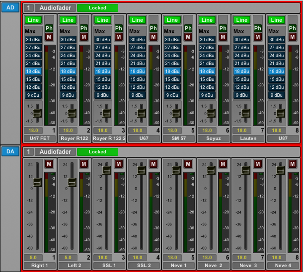 Avid MTRX opinioni audiofader luca pilla