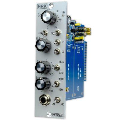 HRK MPQ568C mkII pre eq analog hardware api 500