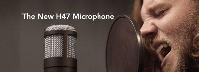 Heiserman Audio H47 mic tube valvolare condensatore
