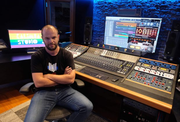 Kalimba Studio mixing recording pro outboard analog software