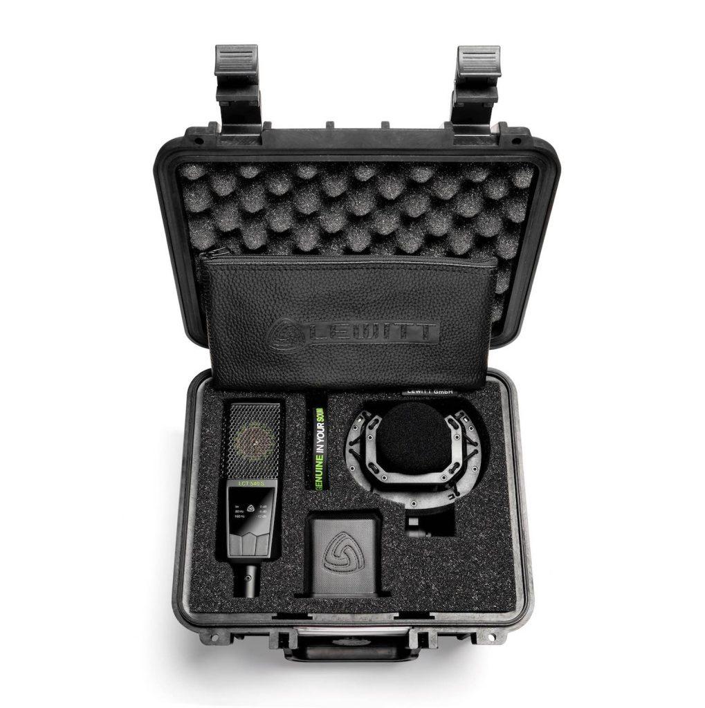 Lewitt LCT-540S subzero mic condenser studio rec pro audio