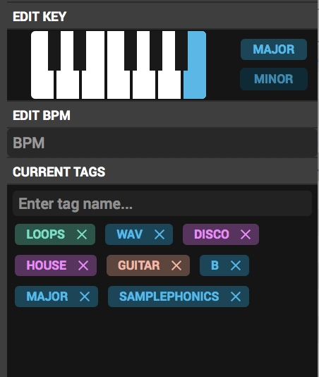 loopmasters Loopcloud sample pack player loop producer dj