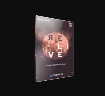 Overloud RElive rematrix morevox sabino cannone plug-in audio reverb