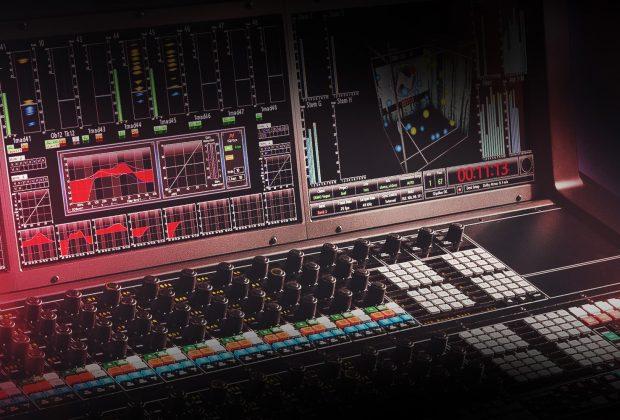 UAD AMS Neve DFC channel strip plug-in universal audio sound design