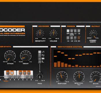 UAD Softube Vocoder universal audio plug-in
