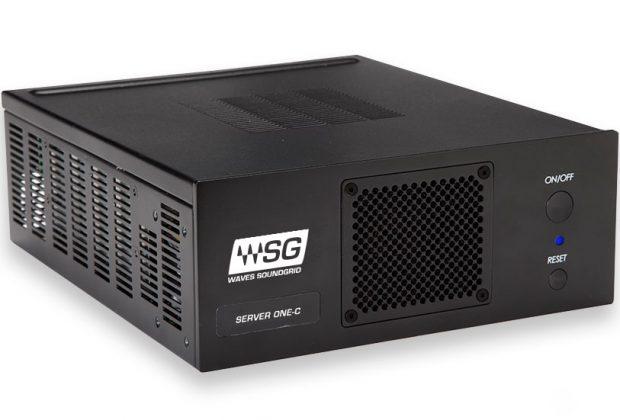 Waves Soundgrid Server One C audio pro interface