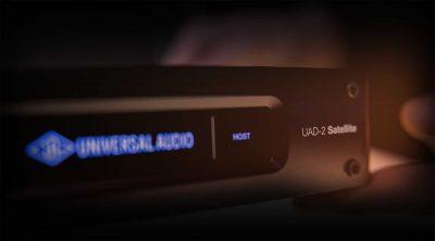 UAD-2 OCTO Ultimate 7 UAD-2 OCTO Ultimate 7 interfaccia bundle plug-in dsp