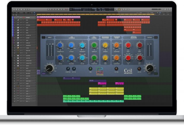 Acustica Audio Ceil channel strip free plug-in gratis eq comp