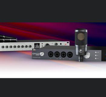 Antelope audio offerta promo interfacce orion verge edge discrete 8