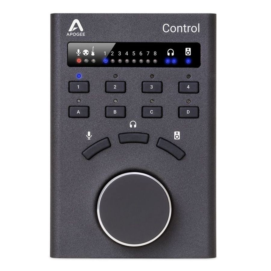 Apogee control symphony I/O mkII 8x8 interfaccia audio pro rec mix hardware studio soundwave