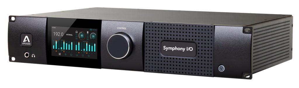 Apogee symphony I/O mkII 8x8 interfaccia audio pro rec mix hardware studio soundwave