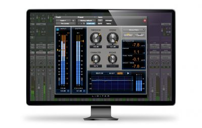 Avid Pro Tools Pro Limiter plug-in audio mix master rec itb virtual strumenti musicali