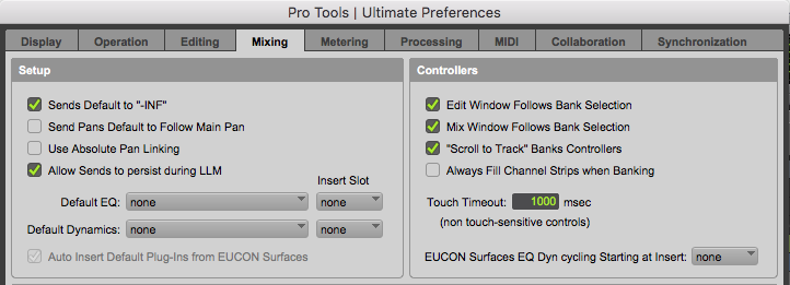 Pro Tools Ultimate Low Latency Monitoring daw software avid