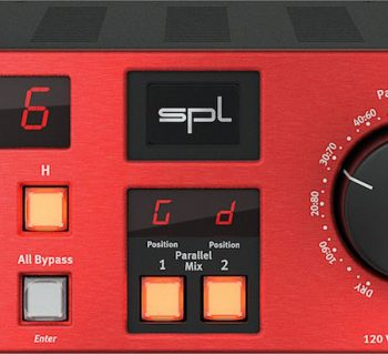 SPL Hermes midi music outboard hardware mastering