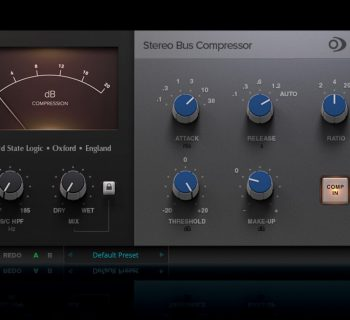 SSL Native Bus Compressor V6.2 bundle plug-in update daw virtual audio pro audiofader