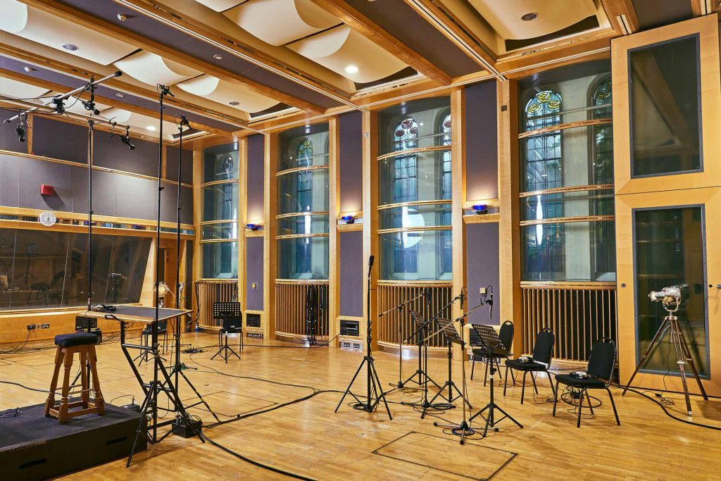 Spitfire Studio Brass virtual instrument sample library orchestra air studio londra
