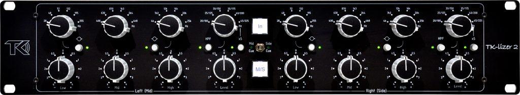 TK audio TK-lizer 2 hardware outboard analog eq mastering studio pro audio