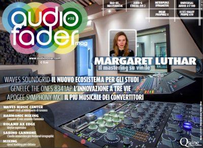 audiofader 16 magazine