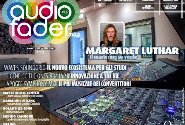 audiofader 16 magazine