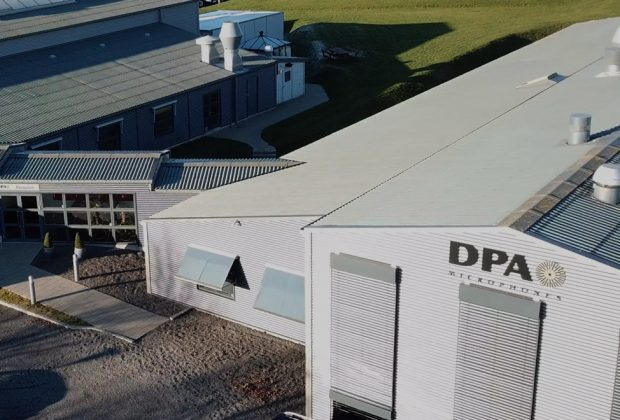 dpa microphones rcf group news