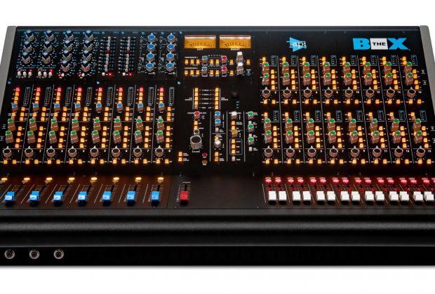 API The Box analog hardware outboard rack processing namm show 2019 digiland audiofader