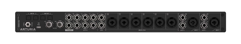 Arturia AudioFuse 8Pre namm show 2019 interfacce audio midiware studio audiofader