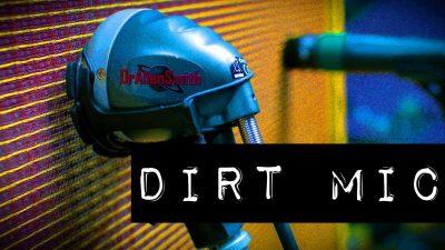 DirtMic-01 DrAlienSmith mic distorsore reverb audiofader