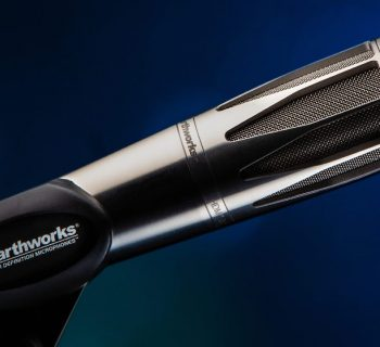 Earthworks audio SR314 mic dynamic live studio pro audio audiofader