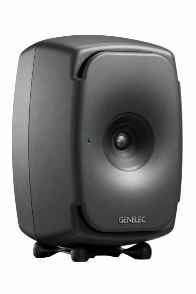 Genelec The Ones 8341 test monitor audio studio pro midiware audiofader