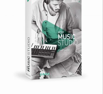 Magix ACID Music Studio 11 daw software music mix rec edit audiofader