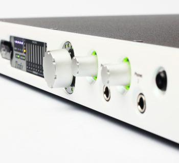 Prism Sound Titan app update aggiornamento dante audiofader