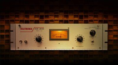 Universal Audio hardware analog outboard audiofader