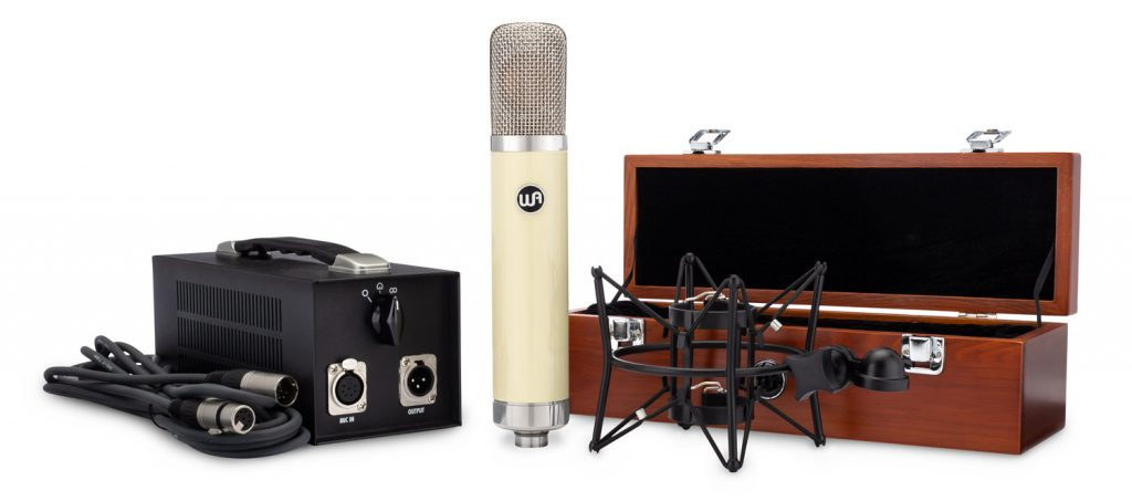 Warm Audio WA-251 mic vintage tube valvola midiware pro audio rec