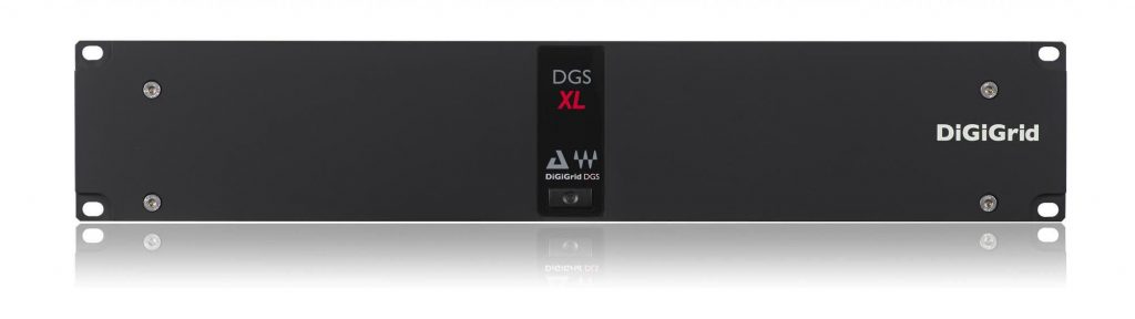 Digigrid dgs-xl namm show 2019 waves interfaccia audio audiofader