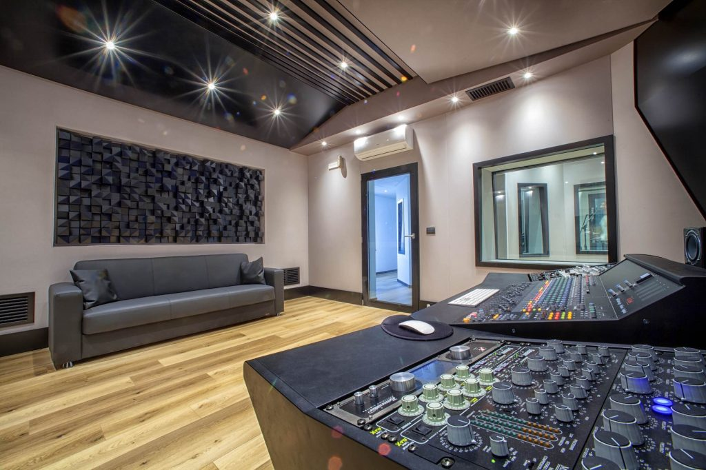 waves music center studi rec pro mix audio genova audiofader