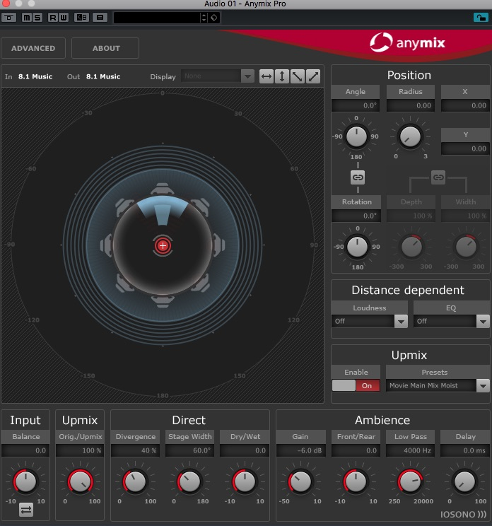 Tutorial steinberg nuendo sabino cannone audio pro mix multicanale immersiv daw surround stereo iosono anymix audiofader