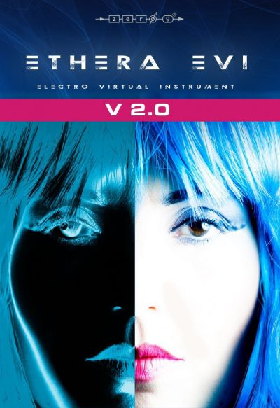 Zero-G Ethera EVI 2.0 virtual instrument producer sample library stefano maccarelli test audiofader