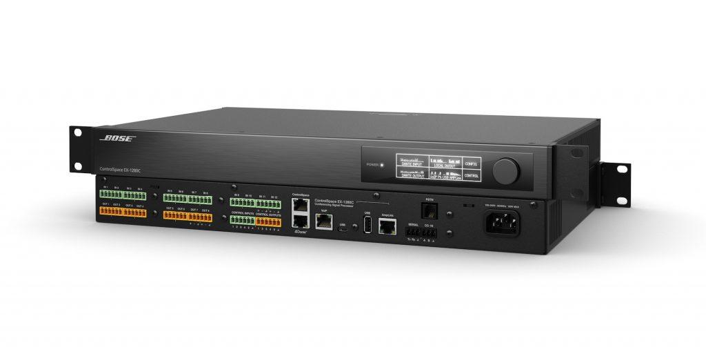 Bose Pro ControlSpace EX-1280C processori audio pro live audiofader