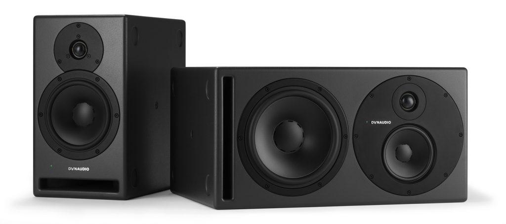 Dynaudio Core 59 serie monitor audio pro studio audio distribution group audiofader